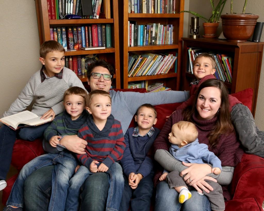 ben toalson family